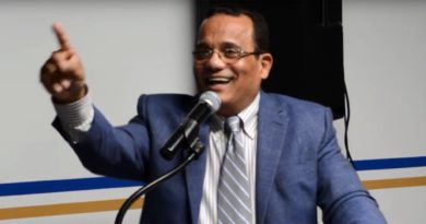 El coordinador de campaña del PRM en Nueva Jersey Elvin Garabito muere por coronavirus en hospital y será cremado