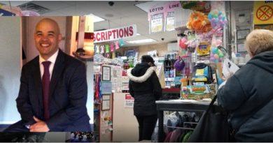 """En medio de la pandemia """"la gente compra más boletos de lotería que medicinas"""" exclama farmacéutico dominicano"""