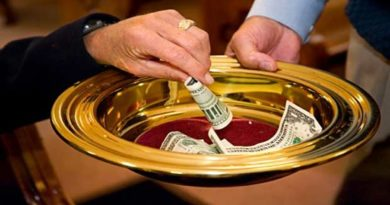 Limosnas en iglesias católicas de Nueva York se reducen de US$1 millón a $500 mil a la semana por coronavirus