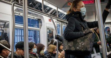 Trenes y autobuses de Nueva York fueron parte de los principales focos de contagio de COVID - 19 según estudio