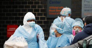 Fallece en Nueva York una paciente con coronavirus porque médicos inexpertos no supieron configurar el respirador artificial
