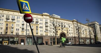 Rusia registra un récord de 9.623 casos de covid-19 detectados en una sola jornada