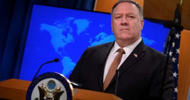 """Pompeo cree que """"el mundo debe unirse"""" para obligar a China a pagar """"los daños"""" causados por el covid-19"""