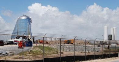 Explota el cuarto prototipo de la nave espacial Starship de SpaceX durante una prueba de motor