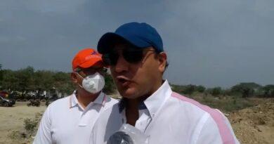 Alcalde de Santiago atribuye a manos criminales fuego en Rafey