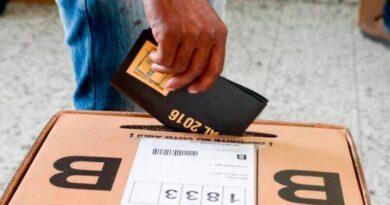 Capel propone celebrar elecciones en más de dos días para evitar aglomeraciones y contagio COVID-19