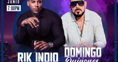 """Domingo Quinones y Rik Indio regalan a su fanaticada """"Salsa y Amistad"""""""
