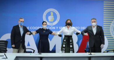 Neney Cabrera anuncia su apoyo a Luis Abinader