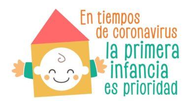 Instituciones lanzan campaña: ¡En tiempos de Coronavirus la Primera Infancia es Prioridad