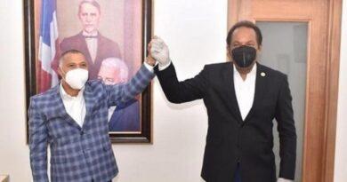 PCR respalda al candidato a diputado del PLD en Santo Domingo Este, Joselito