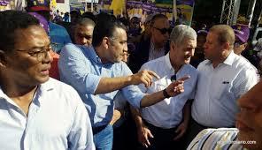 PLD designa a Cabrera coordinador de campaña de Gonzalo en la circ. II y Luis Alberto como enlace