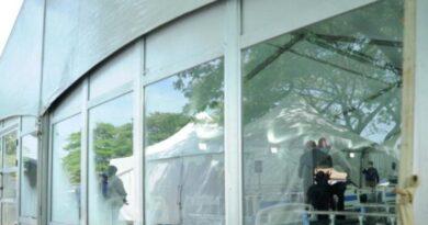 Luis Abinader entrega hospital en Villa Vásquez
