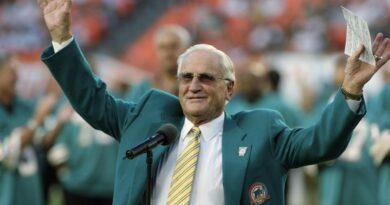 Muere 'Don' Shula, la leyenda viviente del fútbol americano