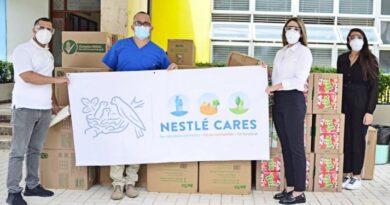 Nestlé Dominicana entrega alimentos y materiales de protección a comunidades afectadas por COVID-19