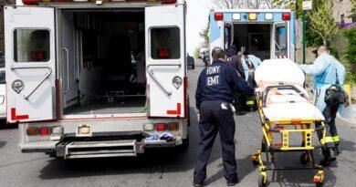 Nueva York registra menos de 200 muertes por COVID-19 por segundo día seguido