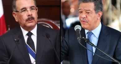 """Politólogo propone """"Pacto de Acero"""" entre Danilo Medina y Leonel Fernández"""