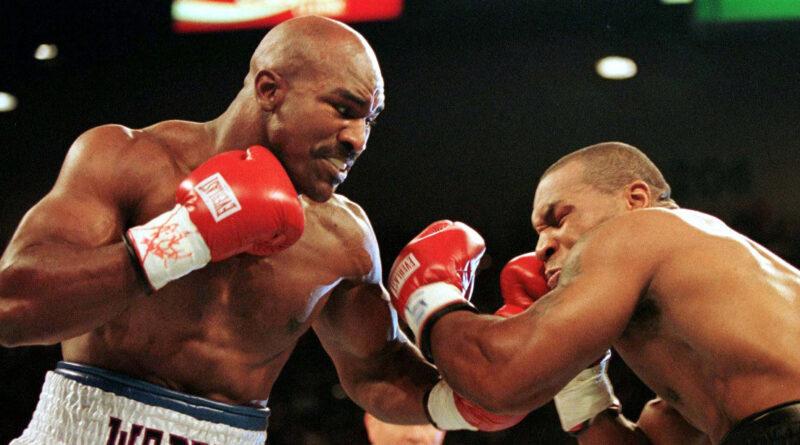 """""""Preparado para la batalla"""": Evander Holyfield muestra su estado físico antes de su posible combate contra Mike Tyson"""