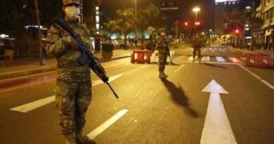 SP:Una buena cantidad de policías y militares han sido afectados de COVID-1