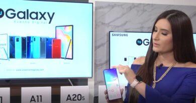 Samsung presentó en la región su nueva línea Galaxy A 2020