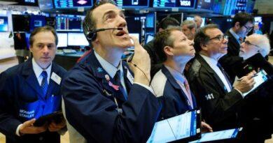 Wall Street abre con pérdidas y el Dow a -1,3 arrastrado por las compañías tecnológicas