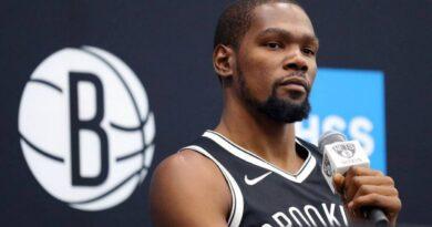Brooklyn no piensa forzar a Durant si se reanuda temporada