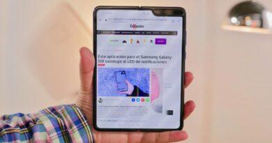 Galaxy Fold 2, el nuevo móvil plegable de Samsung, ha entrado ya en producción