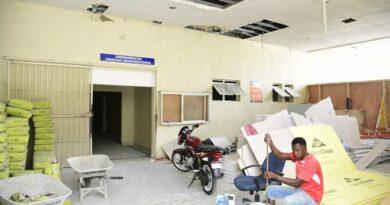 Hospital Marcelino Vélez sigue atado por deterioro y lastre de las filtraciones