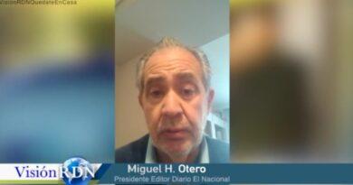 Venezuela necesita con urgencia un liderazgo político confiable e incluyente, afirma el periodista Miguel H Otero.