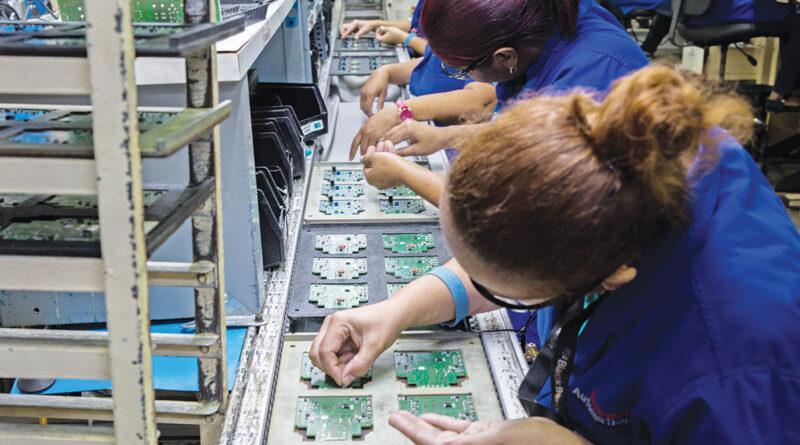 Índice Mensual de Actividad Manufacturera se mantuvo por debajo de los 50 puntos en abril