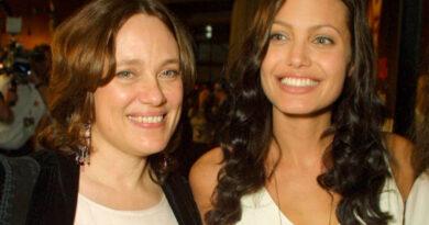 Angelina Jolie y su conmovedor mensaje sobre la muerte de su madre Marcheline Bertrand