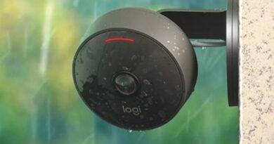 Logitech lanza una nueva cámara de seguridad que se apaga con un solo toque para proteger tu intimidad