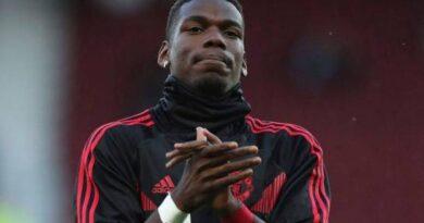 Manchester United espera contar con Paul Pogba en caso de reanudación