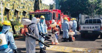 Mayores focos de contagio del virus son la capital y 4 ciudadestes