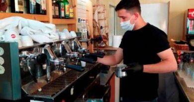 Un 39 % quiere volver a bares y restaurantes que tengan políticas de distancia social