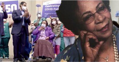 Con 87 años, dominicana que superó COVID - 19 después de dos preinfartos y dos derrames pidió no comprarle ataúd caro