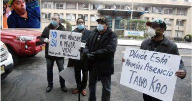 """""""¿Dónde está Tano Kao?"""", activistas reclaman informe sobre estado y paradero de comediante interno en asilo del Alto Manhattan"""