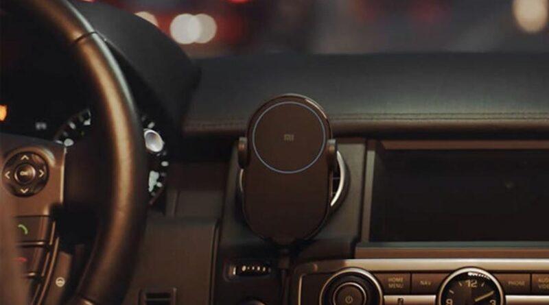 Xiaomi lanza un cargador inalámbrico universal para el coche