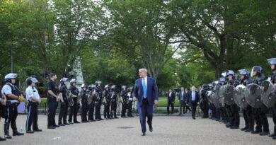 Trump amenaza con activar el Ejército ante los disturbios invocando la Ley de Insurrección de 1807: ¿en qué consiste la ley y cuántas veces se aplicó?
