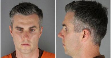 Uno de los oficiales involucrados en la muerte de George Floyd tenía varios antecedentes penales antes de ingresar a la Policía