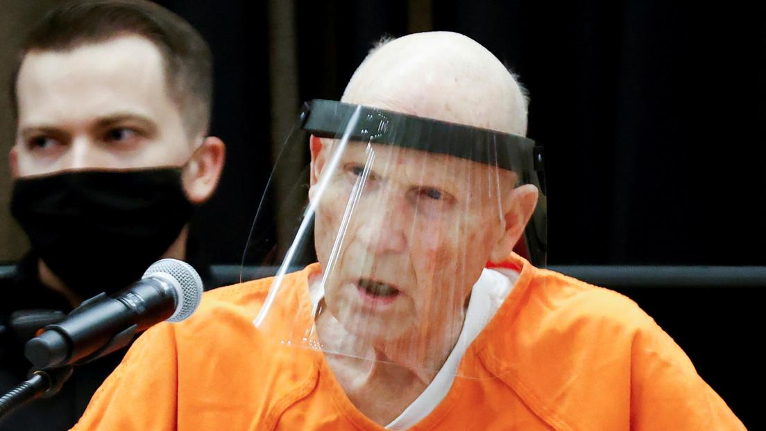 Se declara culpable el expolicía conocido como el 'asesino del Golden State', involucrado en decenas de muertes y violaciones