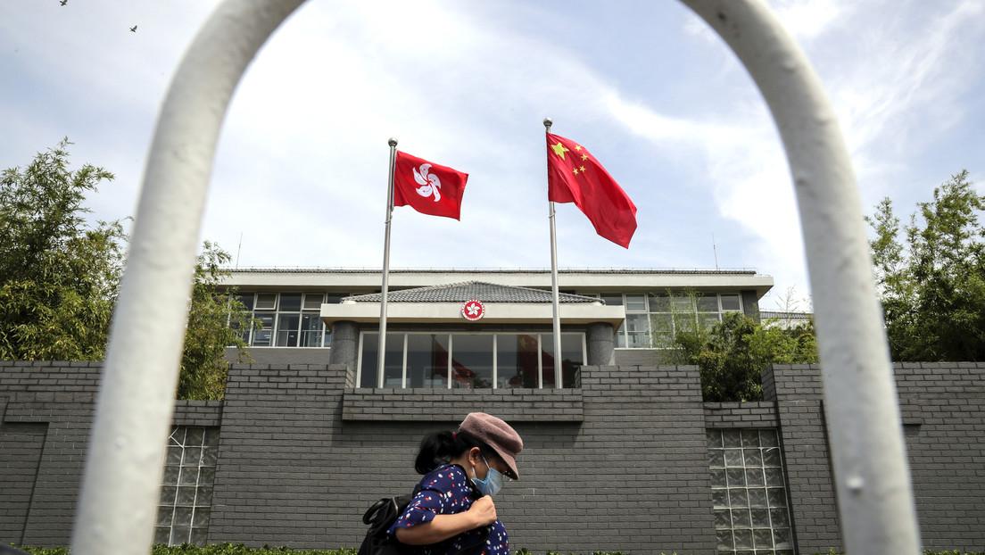 China advierte que tomará represalias contra las acciones de EE.UU. en Hong Kong