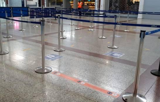 Aerodom espera más de 600 vuelos por el AILA desde el 1 de julio