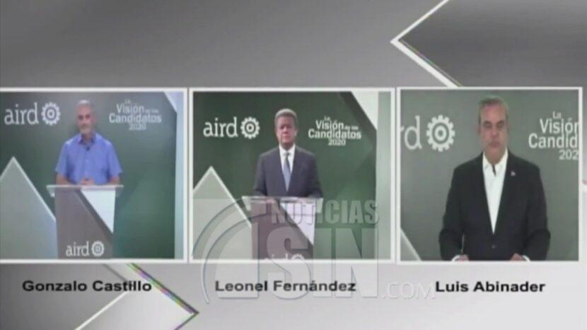 AIRD considera propuestas de candidatos llevaron claridad al sector industrial