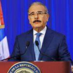 Danilo Medina prorroga estado de emergencia por doce días