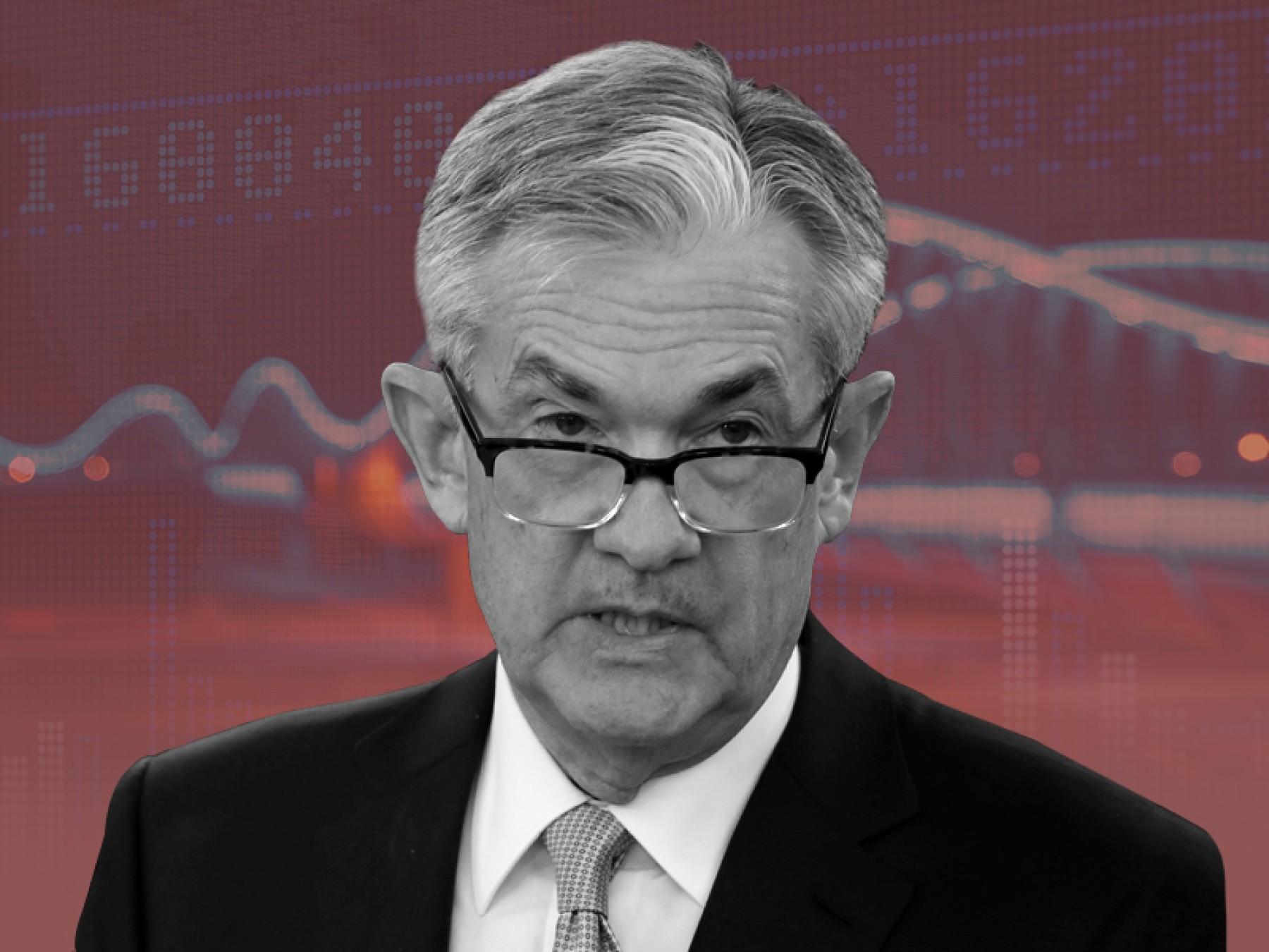 El PIB de Estados Unidos caerá 6.5% este año, advierte la Fed
