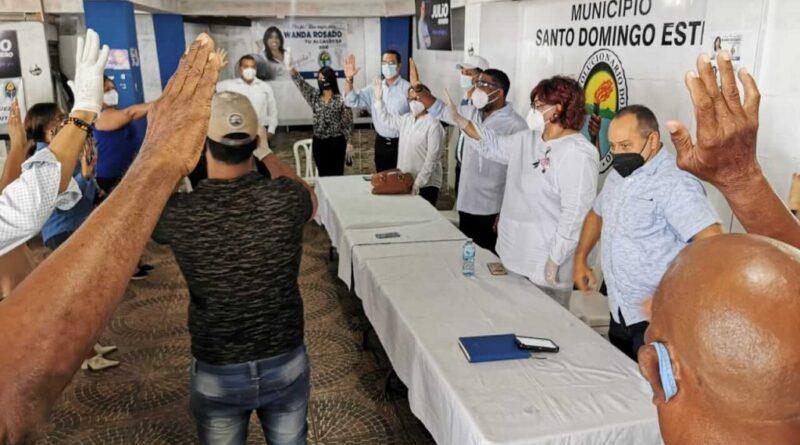 El PRD en Santo Domingo Este inaugura su comando de campaña