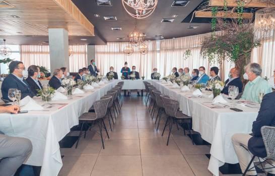 Empresarios de Santo Domingo realizan encuentro con Sector externo de Luis Abinader