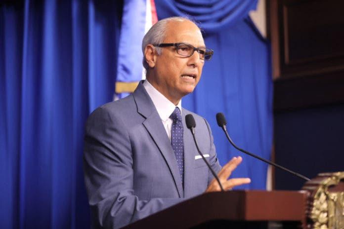 Consultor Jurídico del Poder Ejecutivo dice ley permite al Gobierno solicitar tantas prórrogas como sea necesario