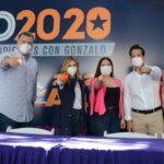 Movimiento GO2020 dice Gonzalo Castillo es el candidato idóneo para dirigir el país