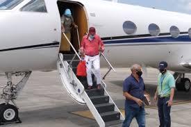 GONZALO CASTILLO ATIENDE EL LLAMADO DE 11 DOMINICANOS DE LA DIÁSPORA QUE SOLICITARON SU AYUDA PARA REGRESAR DESDE PUERTO RICO